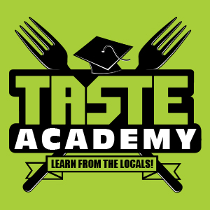 Taste Academy - Home Page