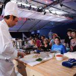 TA - Chef teaching