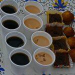 TA - coffee cupping